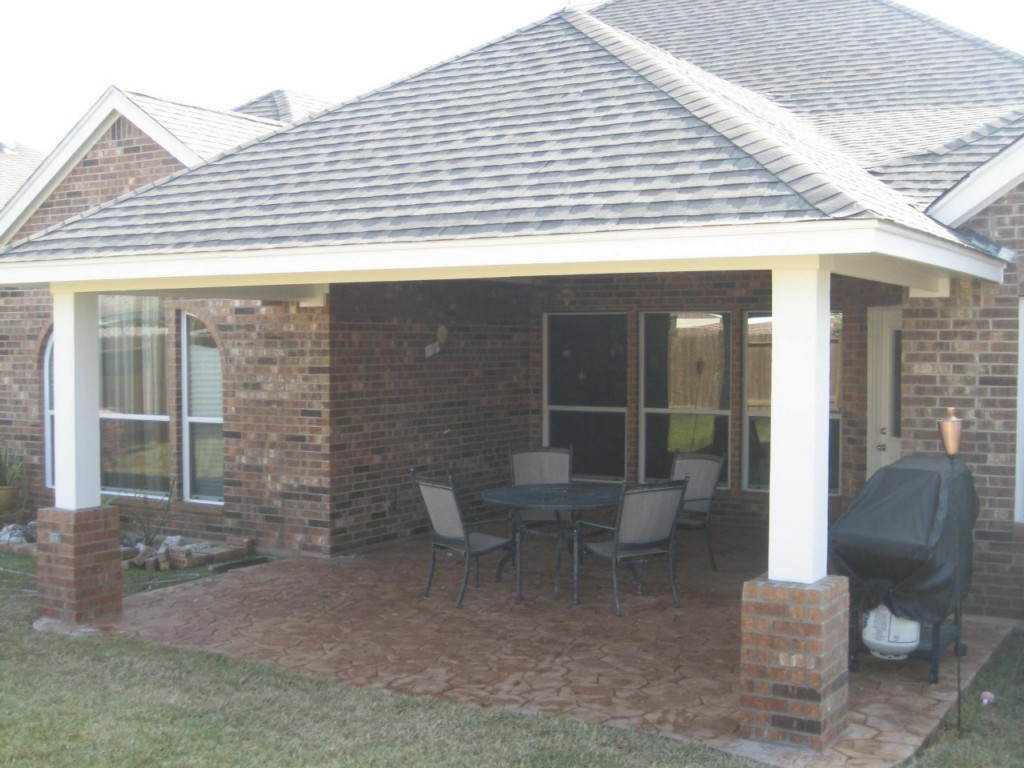 Image of: Covered Patio Pictures Ideas
