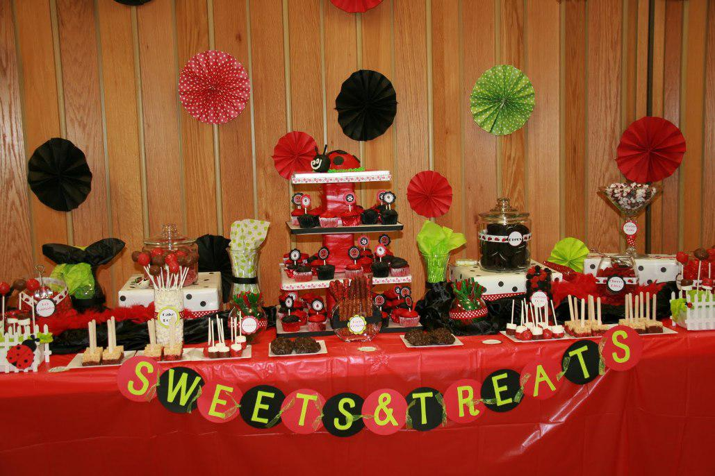 Image of: Cute 70th Birthday Party Ideas