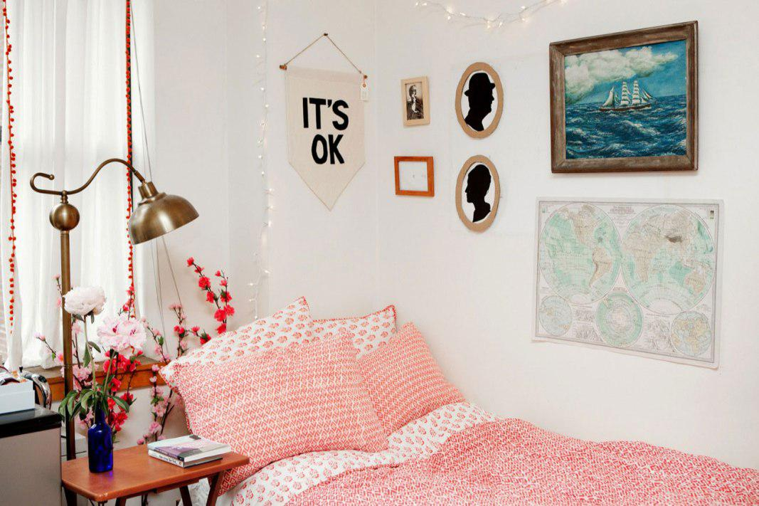 Image of: Cute Dorm Room Crafts