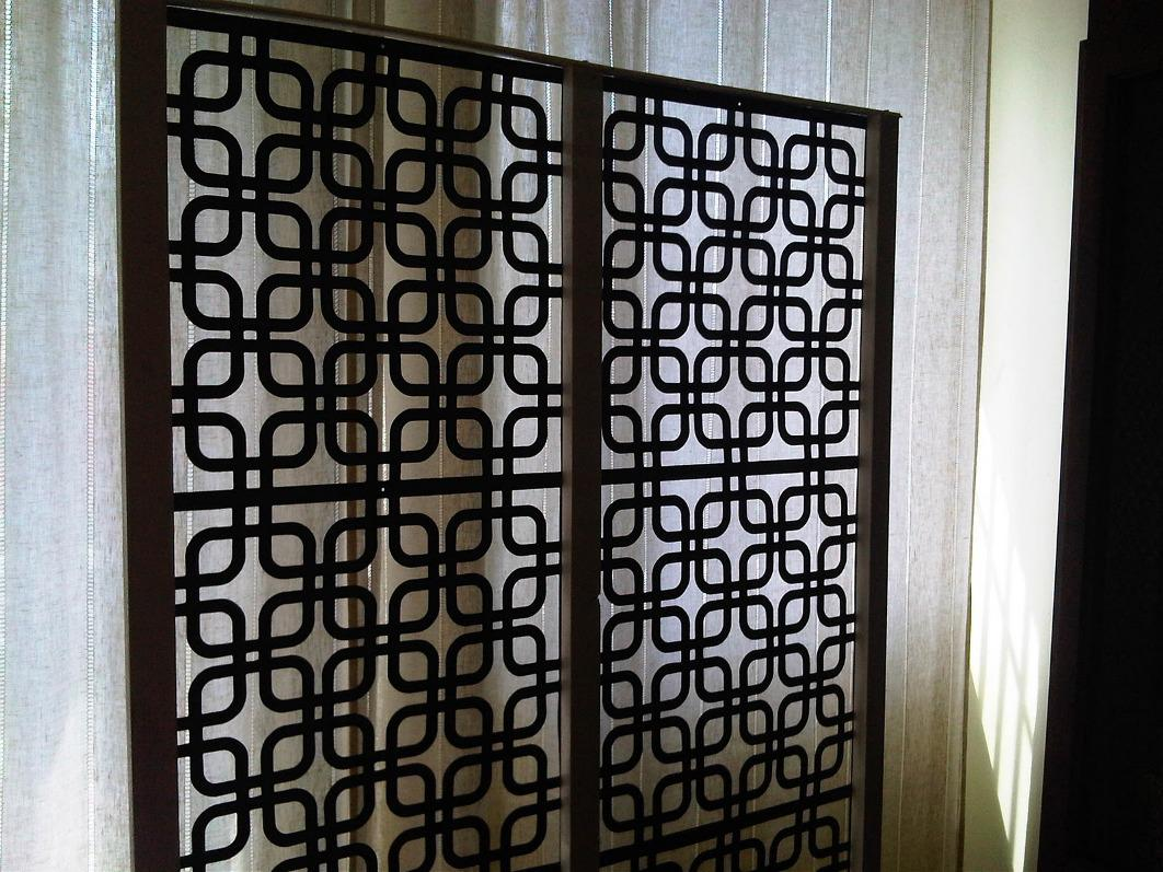 Image of: DIY Room Divider Ideas