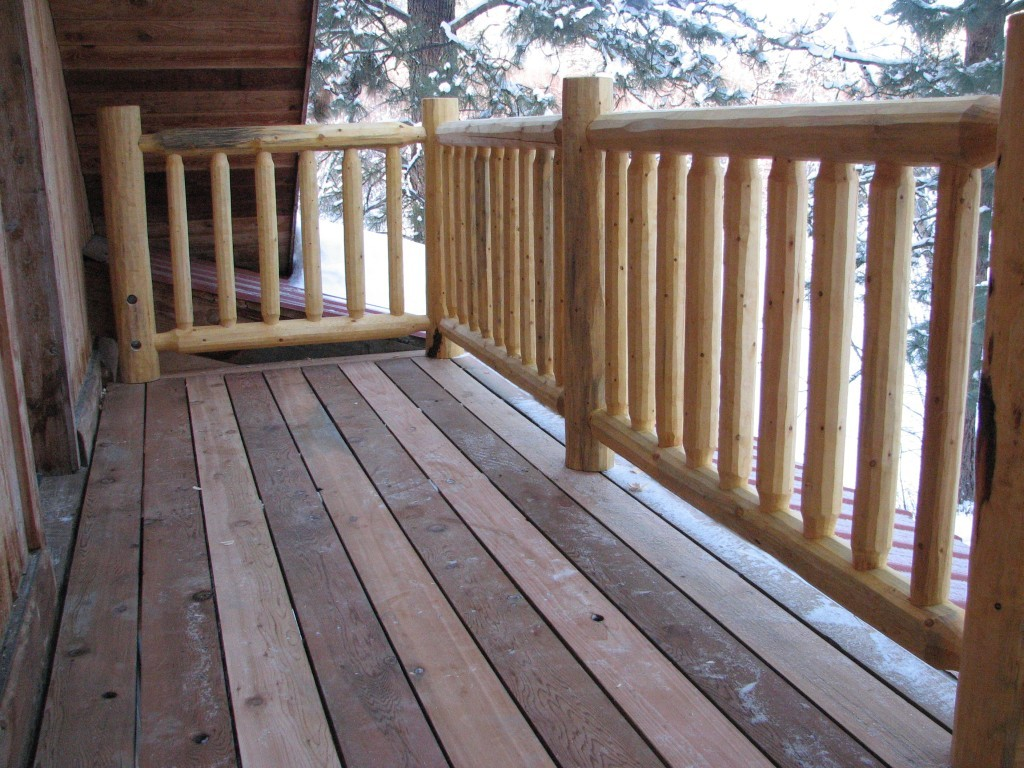 Image of: Deck Railing Kits