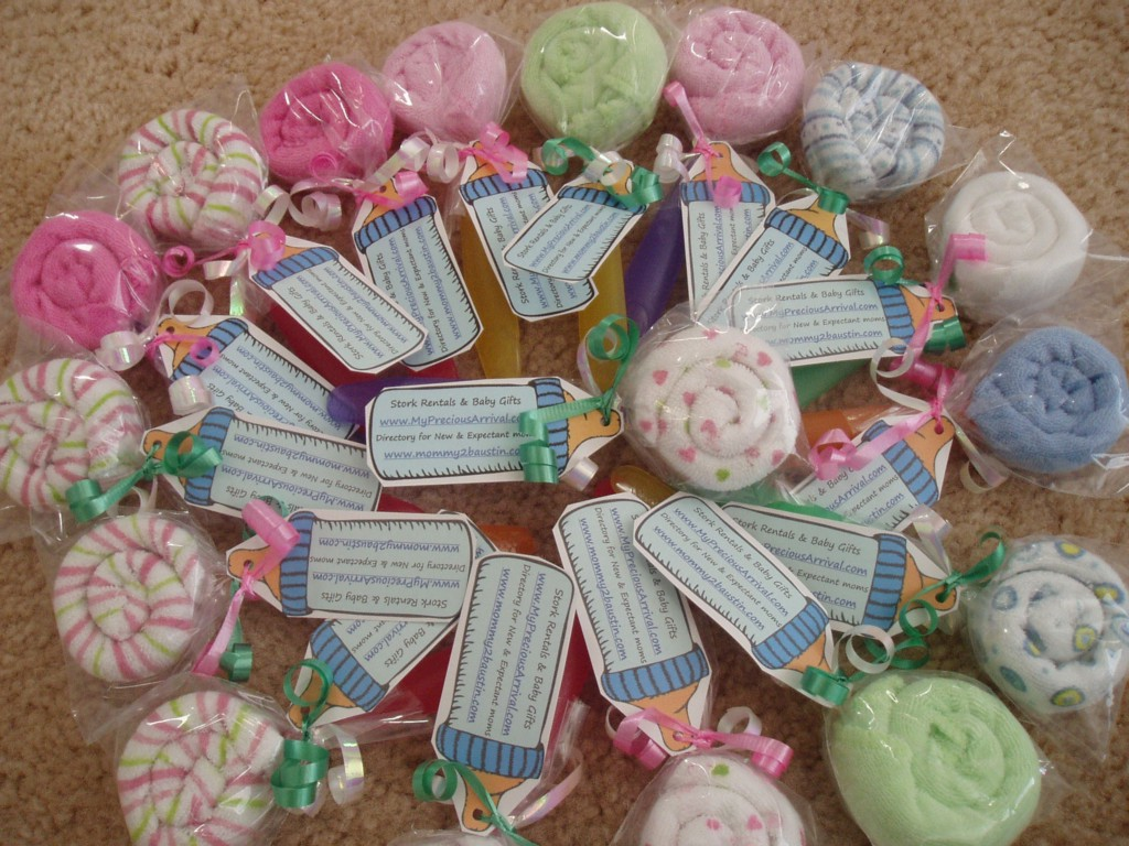 Image of: Decorations For Baby Shower Girl