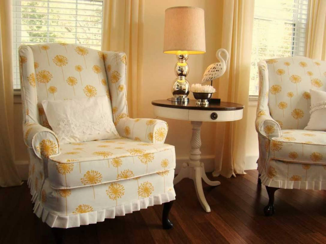 Image of: Dining Chair Covers