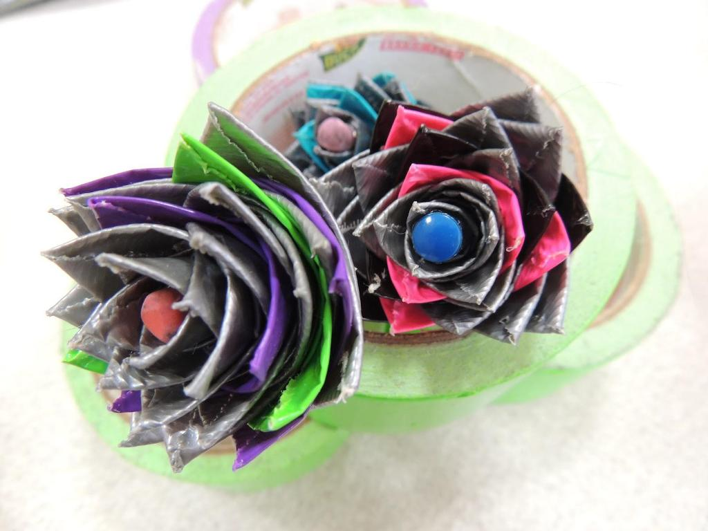 Duct Tape Craft Projects