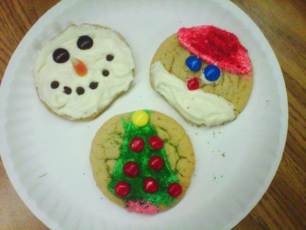 Image of: Easy Christmas Cookie Recipes