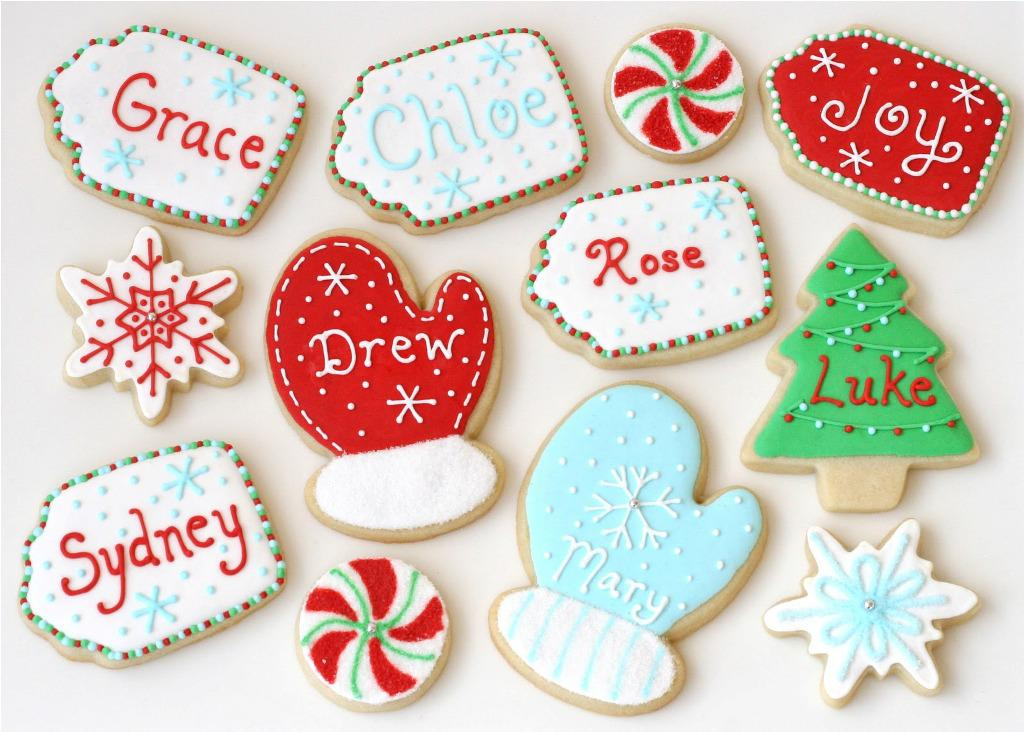 Image of: Easy Christmas Cookies