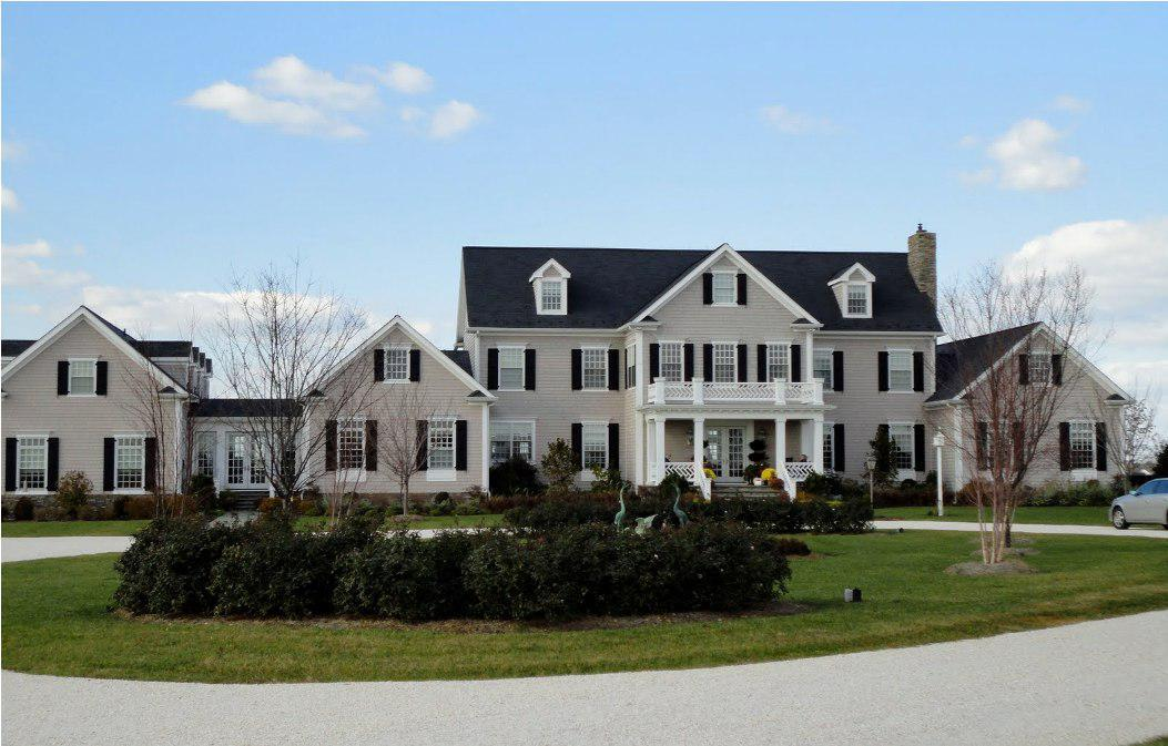 Image of: Exterior House Color Combinations
