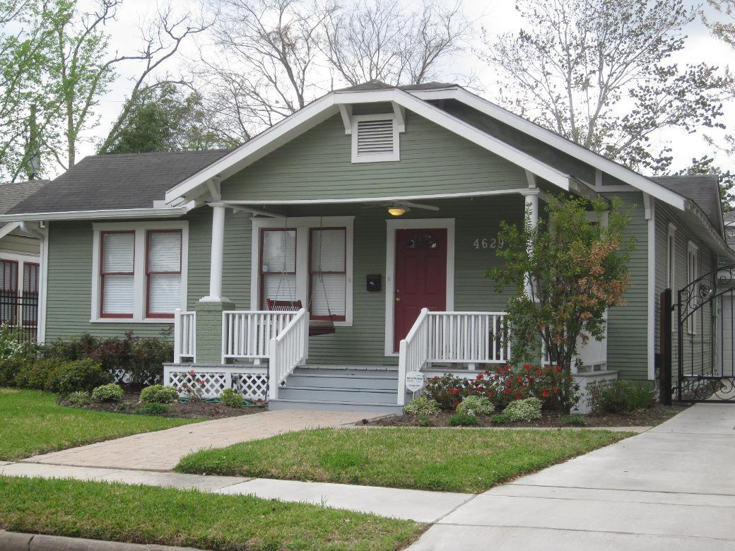 Exterior House Colors Combinations