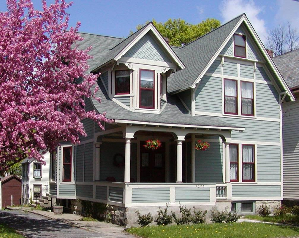 Image of: Exterior Paint Colors For Homes Designs Ideas