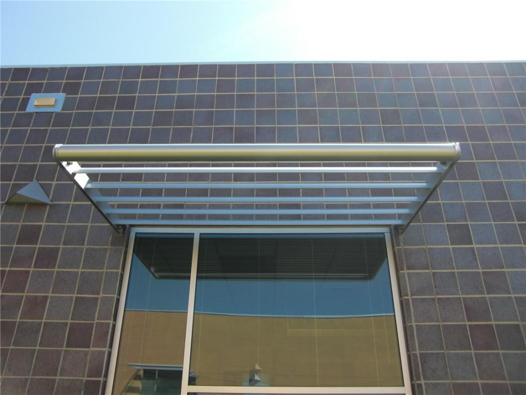 Exterior Window Shades Motorized