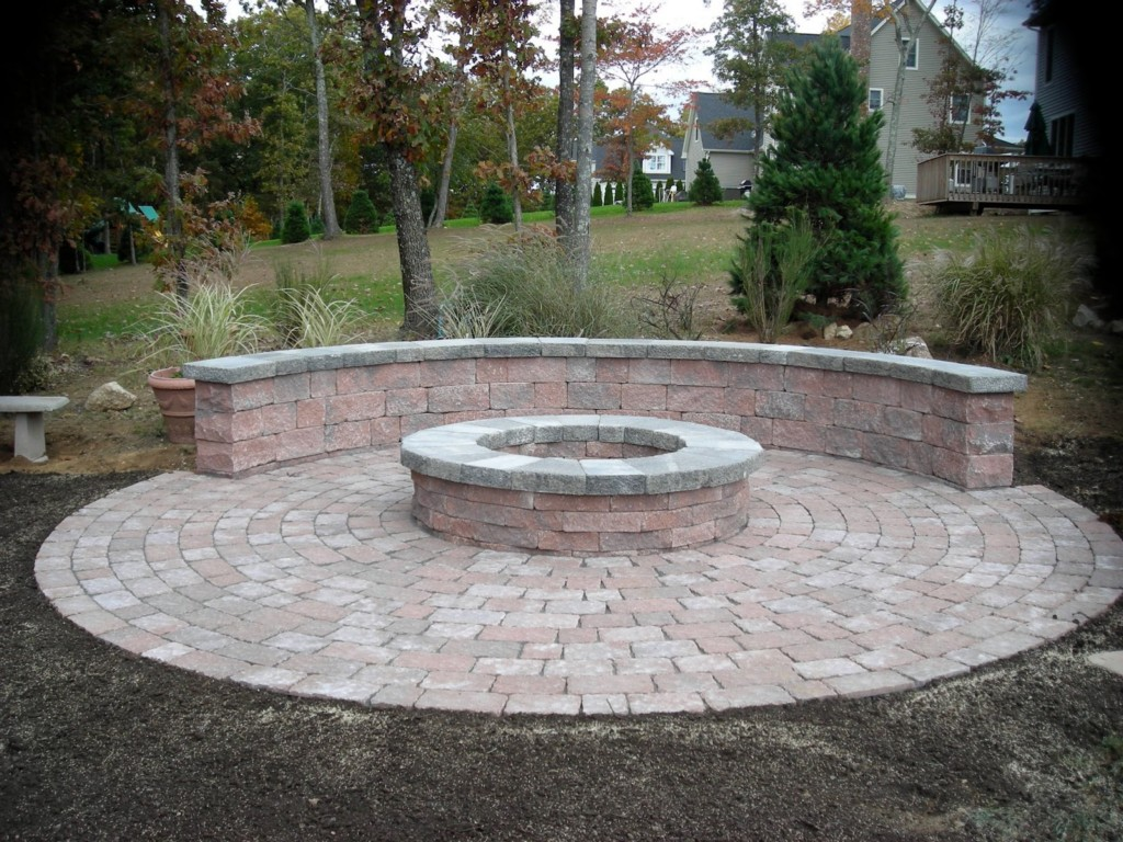 Image of: Fire Pit Design Ideas