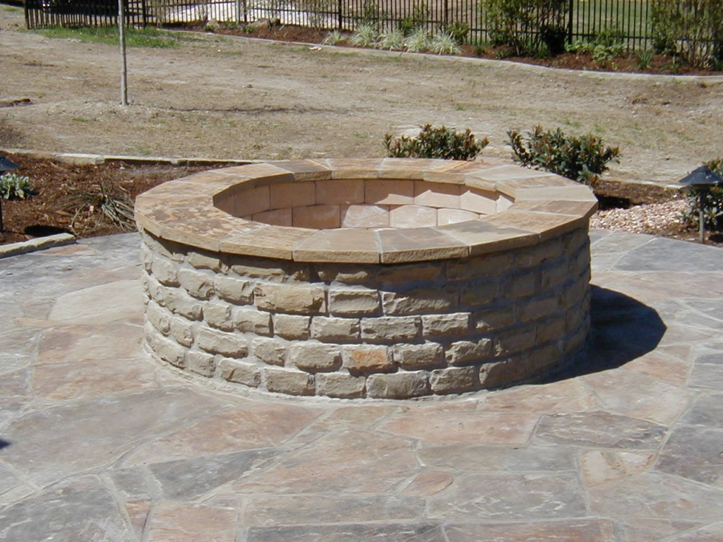 Image of: Fire Pit Designs