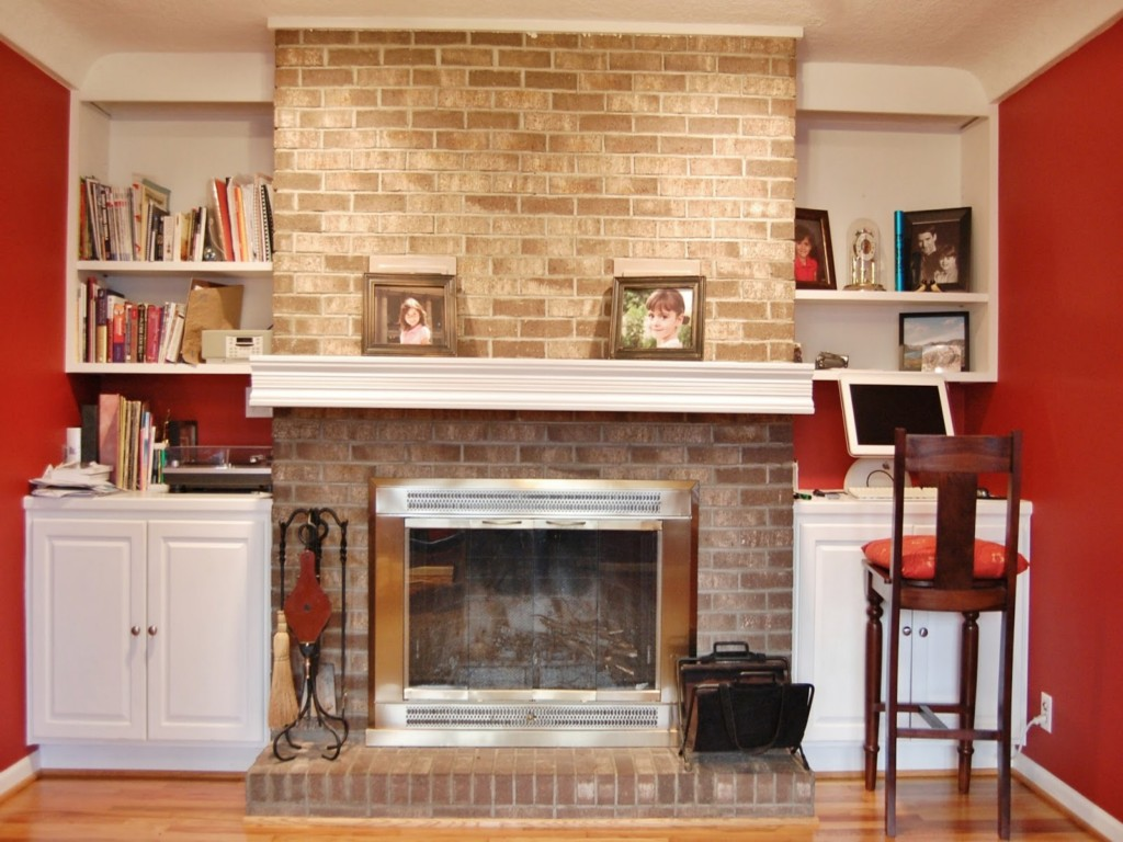 Image of: Fireplace Mantel Ideas Pictures Designs Ideas