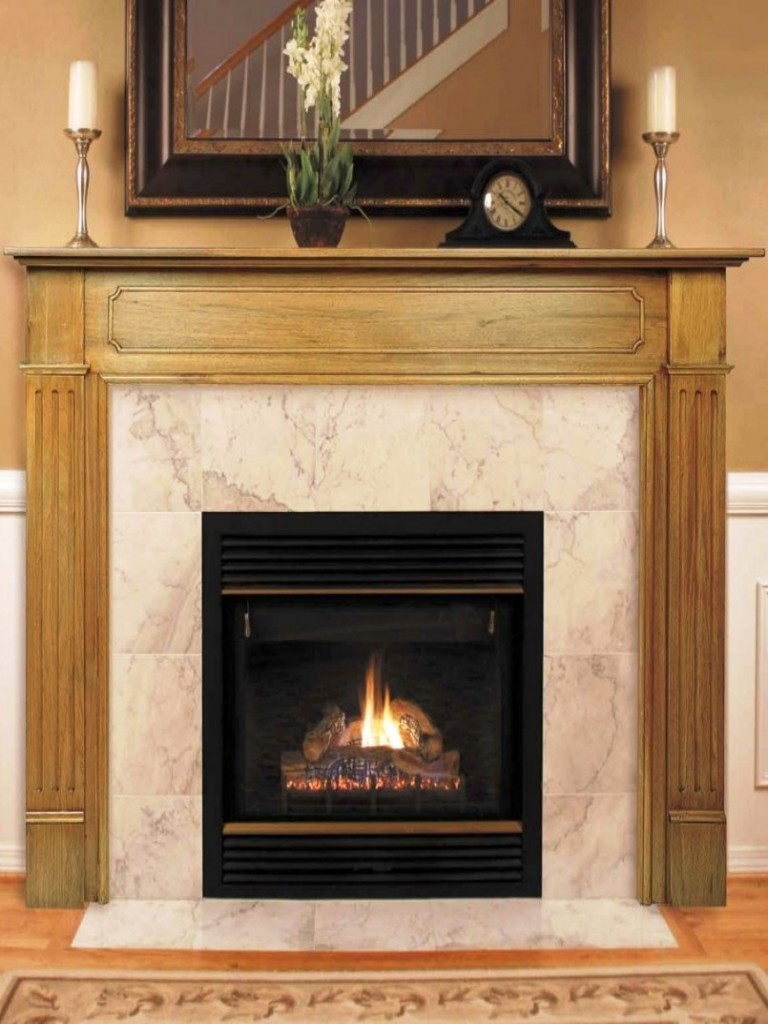 Image of: Fireplace Mantel Ideas Pictures