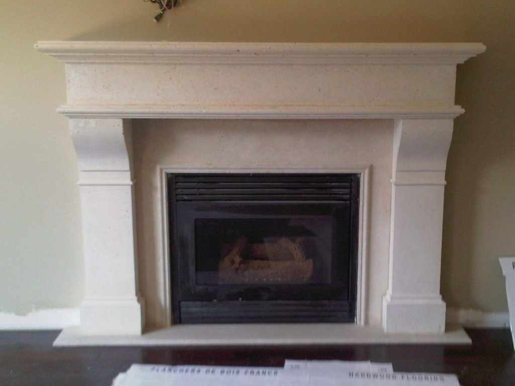 Image of: Fireplace Mantel Makeover Ideas Designs Ideas