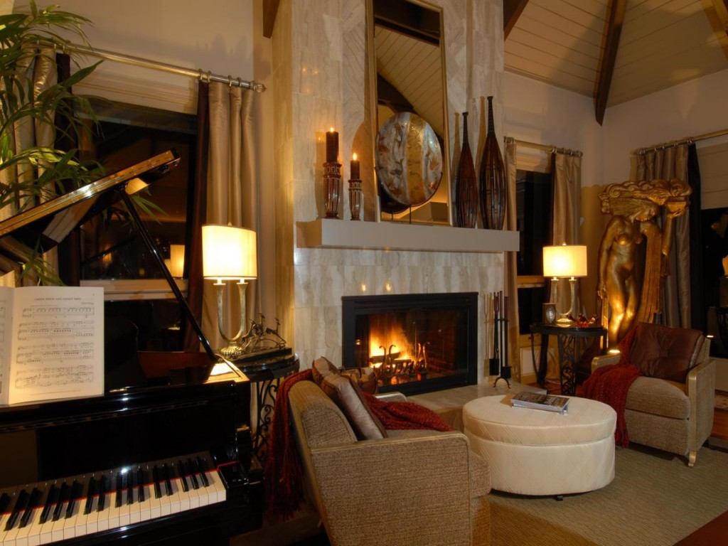 Image of: Fireplace Mantels Designs Ideas
