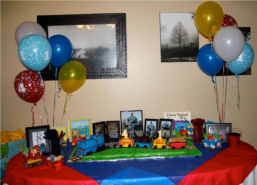 Image of: First Birthday Party Decorations