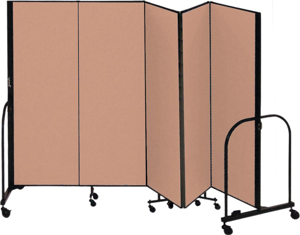 Image of: Folding Room Dividers