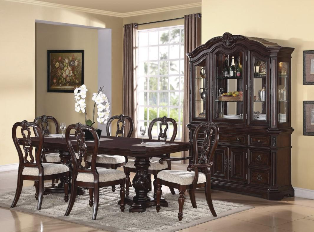 Image of: Formal Dining Room Sets For Sale