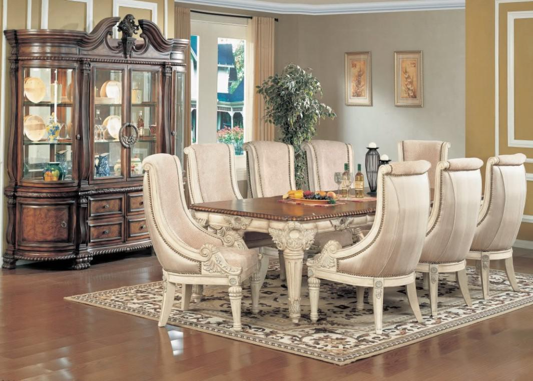 Image of: Formal Dining Sets