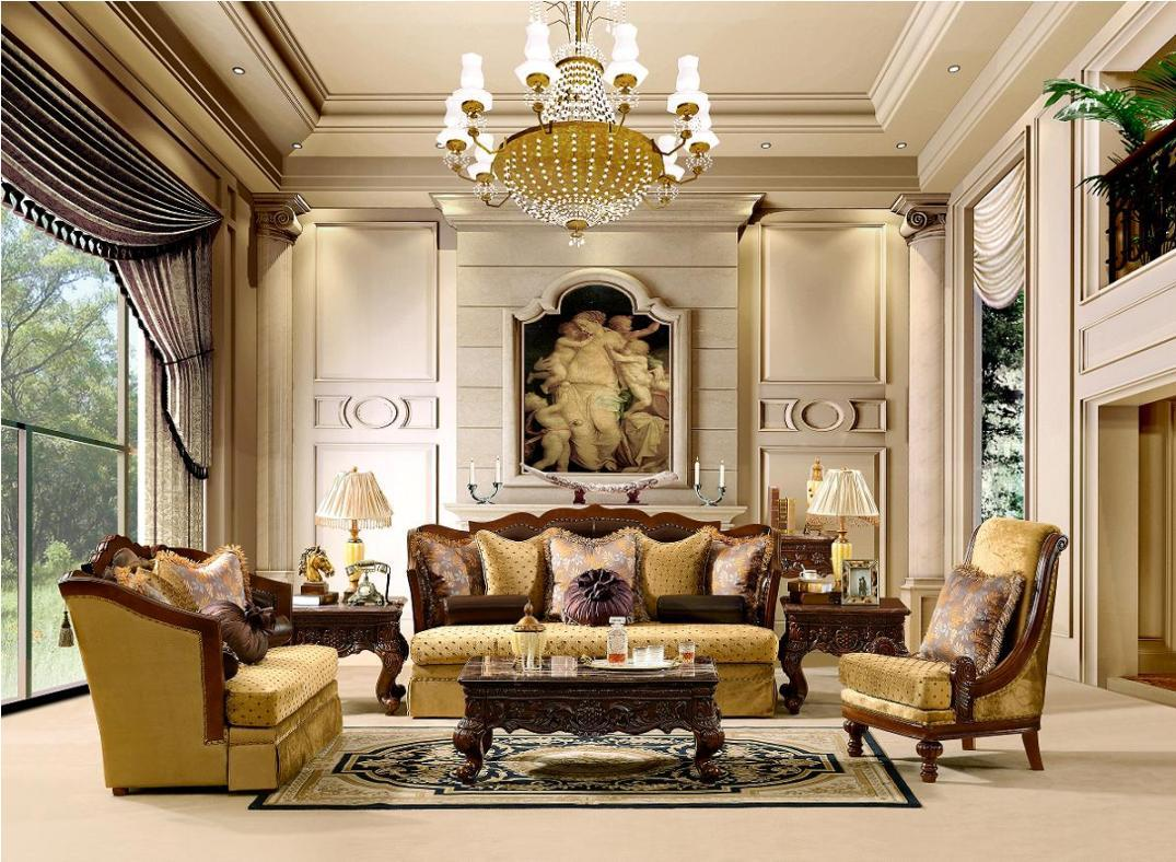 Image of: Formal Living Room Set