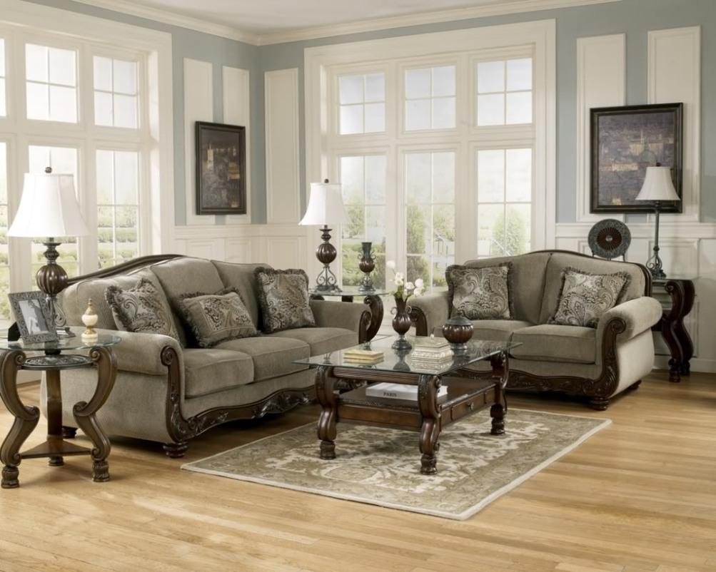 Image of: Formal Living Room Sets