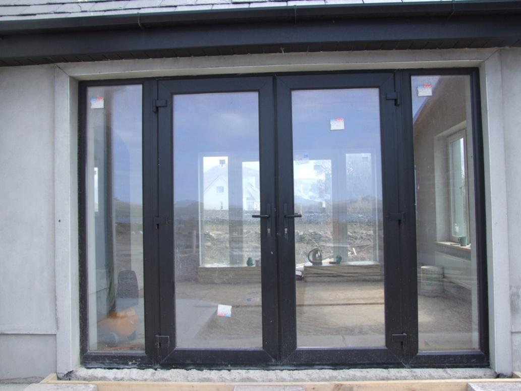 French Doors Exterior UPVC