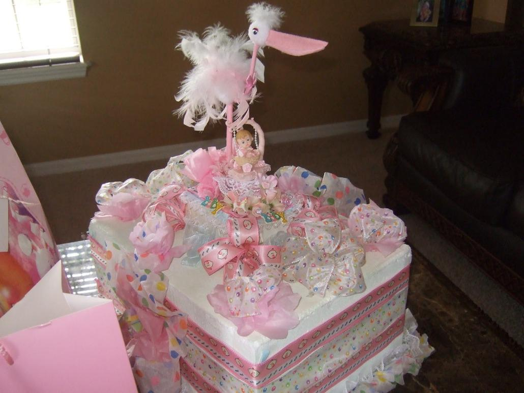 Image of: Girl Baby Shower Themes