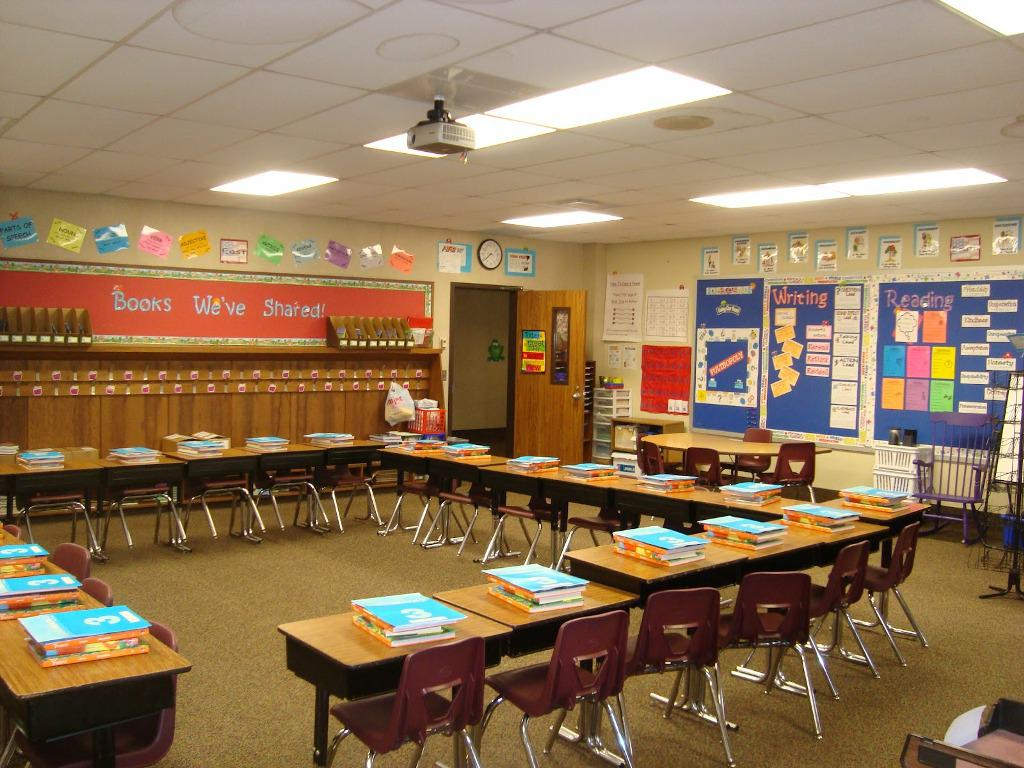 Image of: High School Classroom Decorating Ideas