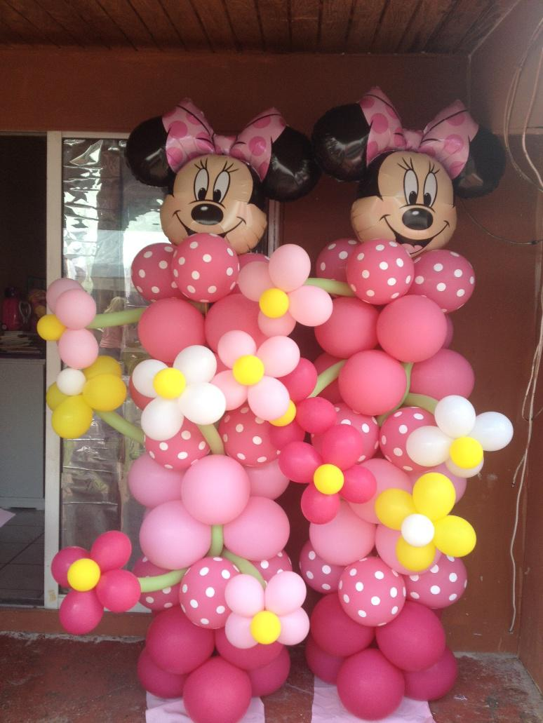 Image of: How to Make Balloon Decorations
