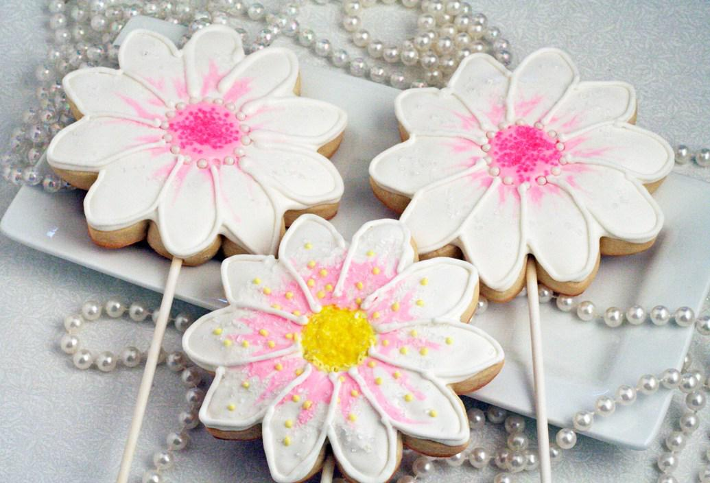 Image of: Iced Sugar Cookies