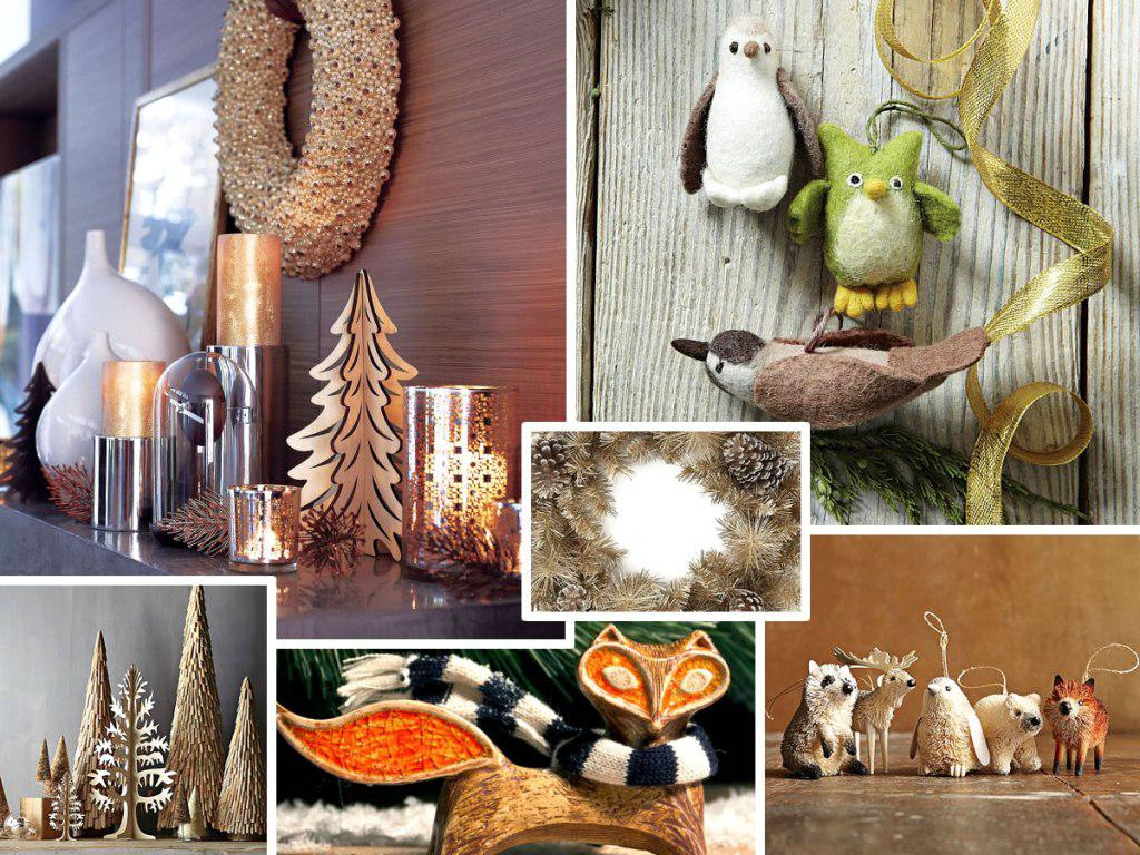 Image of: Ideas For Christmas Decorating