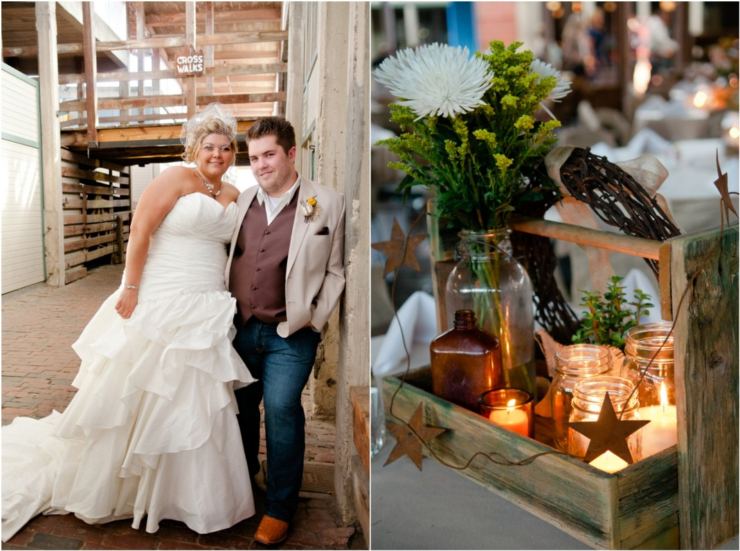 Image of: Ideas For Country Wedding Decorations
