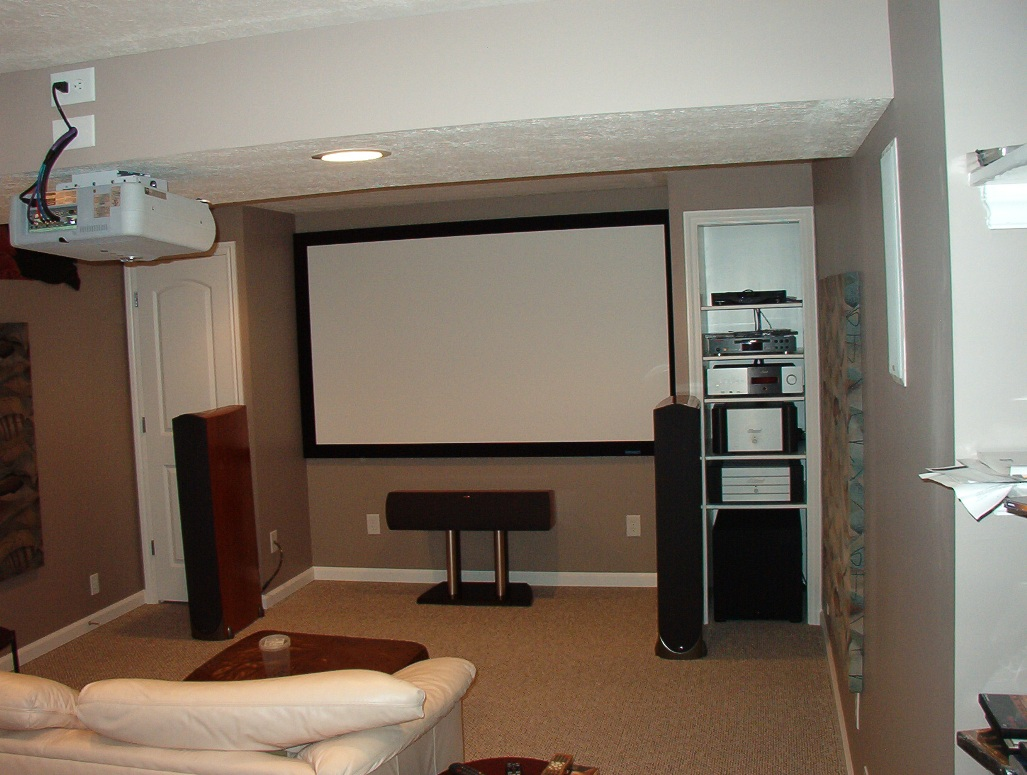 Image of: Inexpensive Basement Decorating Ideas