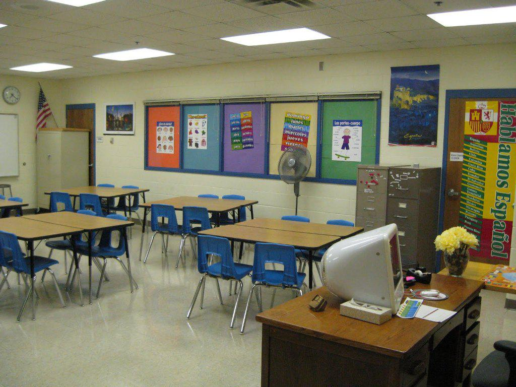 Image of: Kindergarten Classroom Decorating Ideas