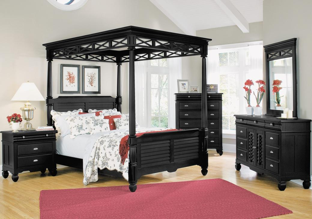 Image of: King Size Canopy Beds For Sale