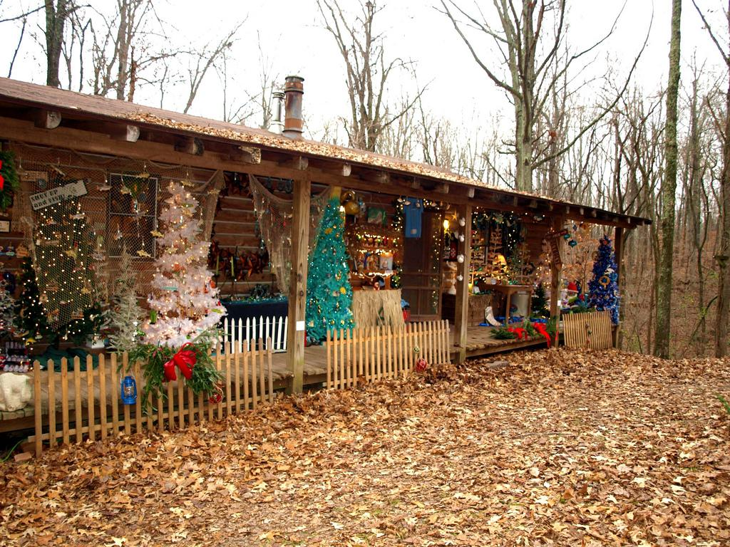 Image of: Lake Cabin Decorating Ideas