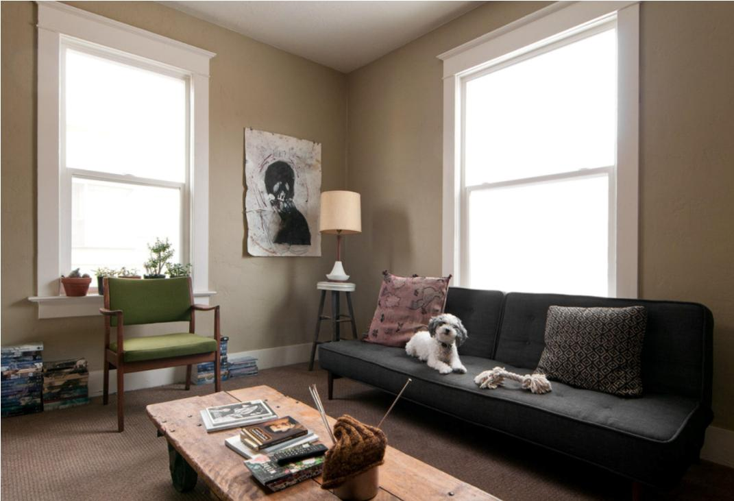 Image of: Living Room Eclectic