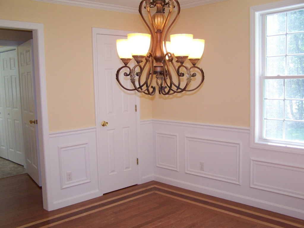 Image of: Mdf Picture Rail Moldings