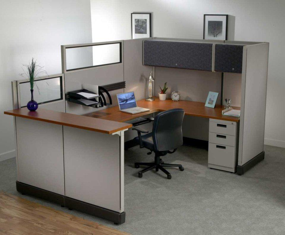 Image of: Office Cubicle Decoration Ideas