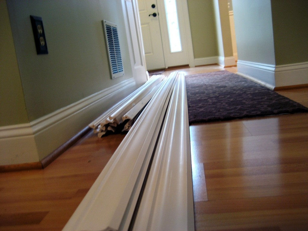 Image of: Picture Rail Molding
