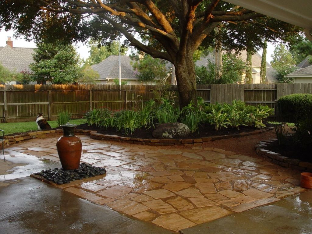 Image of: Pictures Of Landscaping Ideas For Backyard
