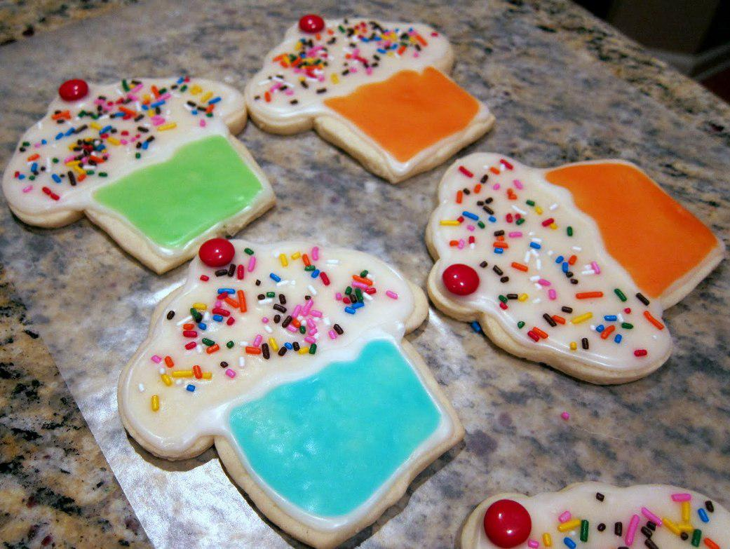 Image of: Recipe For Sugar Cookies