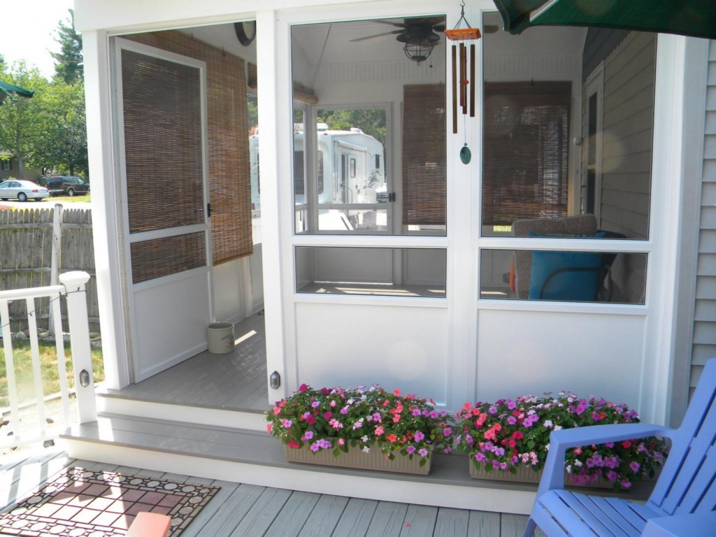 Image of: Screen Porch Ideas Decorating
