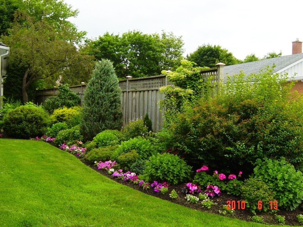 Small Yard Landscaping Pictures