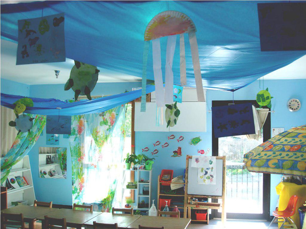 Sunday School Classroom Decorating Ideas