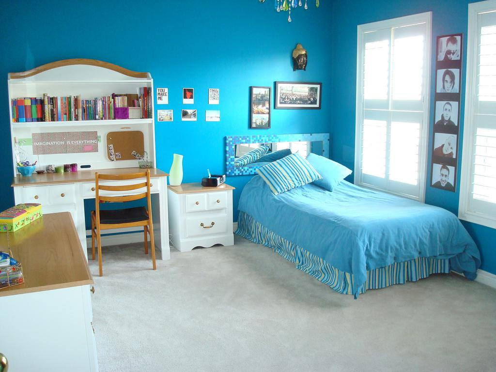 Image of: Teenage Girl Bedroom Decor Ideas