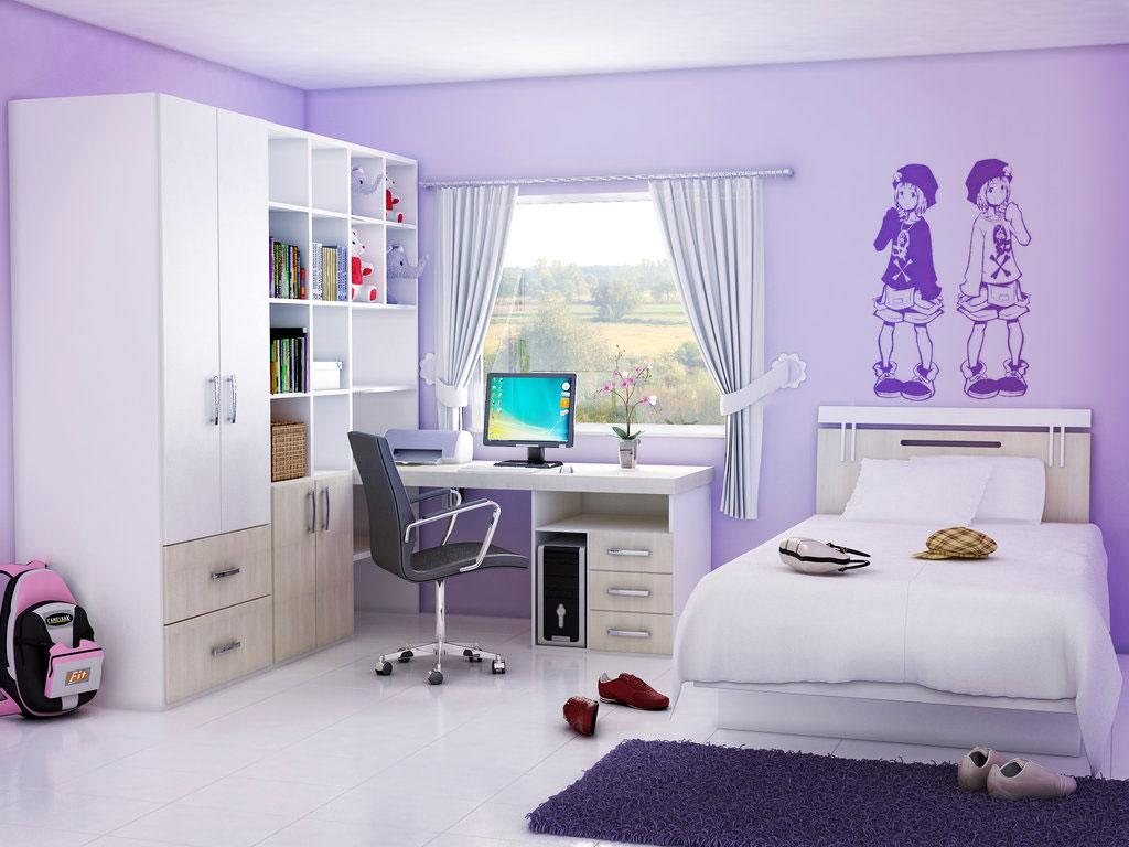 Image of: Teenage Girl Bedroom Ideas Pictures
