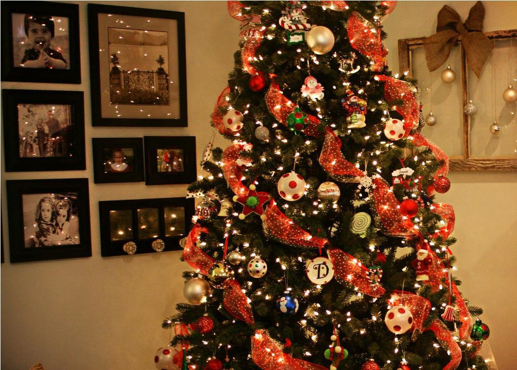 Image of: Themes For Christmas Trees Decoration