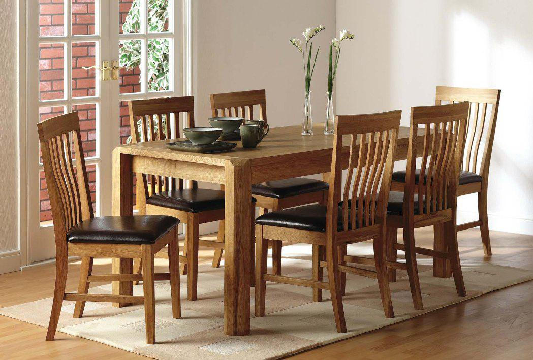 Image of: Traditional Dining Room Furniture